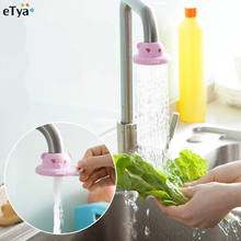 Wholesale Splash Shower Bathroom Faucet Shower Head Nozzle Faucet Anti T Cartoon Kitchen Tap Water Saving Device(China)