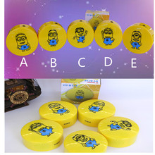 Baby Gift Mini Cartoon Despicable Me minion Speaker Support U Disk TF Card mp3 music player wireless Support Hands-free Calls