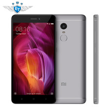 Global Version Xiaomi Redmi Note 4 Qualcomm 4GB 64GB Smartphone Snapdragon 625 Octa Core CPU 5.5'' 1080p 4100mAh 13.0 MP FCC CE