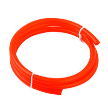 1m Red Vacuum Food Grade Rubber Tube Water Air Pump Hose Pipe 5mm I/Dx8mm O/D