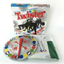 Newest Twister Board Game English Version  Party/Family Game  Send English Instructions  With Free Shipping
