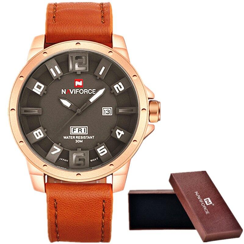 2017 Luxury Brand Men Sports Watches Men Quartz Hour Date Clock Male Leather Strap Casual Military Wrist Watch Relogio Masculino<br><br>Aliexpress
