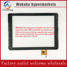 9.7inch for TeXet TM 9757 9758 9767 tablet pc capacitive touch screen glass digitizer panel cable code PB97A8592-R2