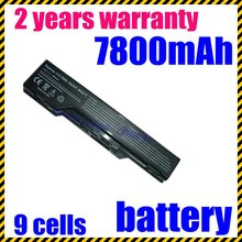 JIGU New Laptop Battery FOR Dell XPS M1730 FOR Dell notebook 312-0680 HG307 WG317 battery 6600mAh 10.8v 9 cells