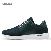 ONEMIX 2017 Newest Men's sports running shoes mesh breathable speed training energy athletic lace-up for men joggng sneaker 1265(China)