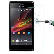 Premium Tempered Glass For Sony Xperia M / C1904 C1905 Dual C2004 C2005 Screen Protector 9H Protective Film Guard