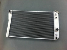 3 Row Aluminum Radiator 1984-1990 FOR Chevy Corvette S10 Conversions 85 86 87 88 1985 1986(China)
