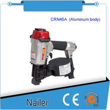 High Quality AIR COIL ROOFING NAILER GUN CRN45A Pneumatic Nailer(China)