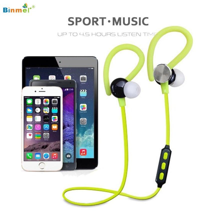 Superior Quality Binmer Wireless Bluetooth Headset Wonder Sports Earphone Headphone for iPhone Samsung Fone de ouvido St16<br><br>Aliexpress
