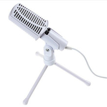 Professional Microphone For Computer/PC/Phone Mikrafon Tripod Stand Microfone SF-940 Microfono Mic For Hand Speaker(China)