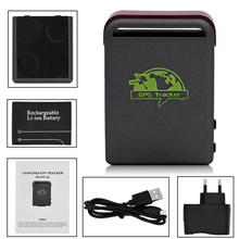 TK102B Mini GPS/GSM/GPRS Car Vehicle Tracker TK102B Realtime Tracking Device Person Track Device + home using plug
