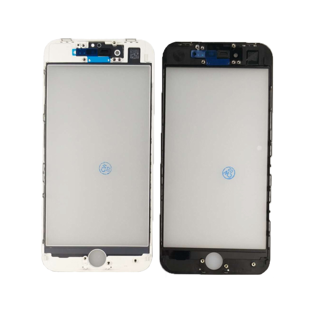 Original glass with frame for iphone (7)