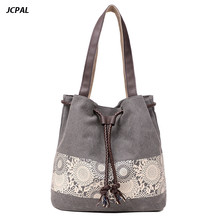 2017 Real Rushed Nylon Casual String 3d Printing Shopping Bags Stitch Tote Bag Flowers Women Handbag Shoulder Beach Bagfemale