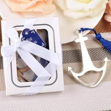 Wedding gift wedding celebration activities party creative anchor bottle opener Kitchen Party bar Restaurant Wine Opener Gift 45