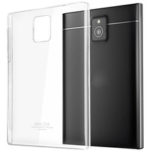 Ultra-thin Clear Crystal Soft Protective Cover Case For BlackBerry Passport Q30