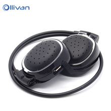 Ollivan Mini Level Touch Control Wireless Bluetooth Headset 4.1 Sport Headphones with Mic Waterproof Smart Voice Prompt Earphone