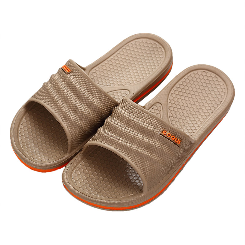 2016 Hot Sale Mens Summer Solid Color Bathroom Non-slip Soft Sole Slides Mens Casual EVA Slip-on Slippers Light-weight Slipper<br><br>Aliexpress