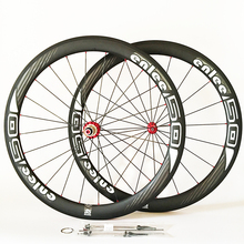 Buy 700C 50MM Racing Bicycle Carbon Wheels Front 2 Bearing+Rear 5 Bearing Hub Bike Wheels Carbon Road Wheelset Bicycle Racing Wheels for $619.00 in AliExpress store