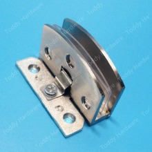 Can Clamp 5-8mm /8-10mm Stainless steel glass cabinet hinge cabinet sub glass door hinge cabinet hinge door hinge glass shelf