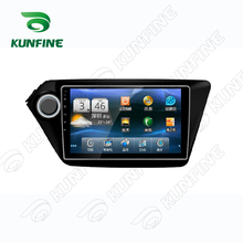 Quad Core 1024*600 Android 5.1 Car DVD GPS Navigation Player Car Stereo for KIA K2 2015 Deckless Bluetooth Wifi/3G