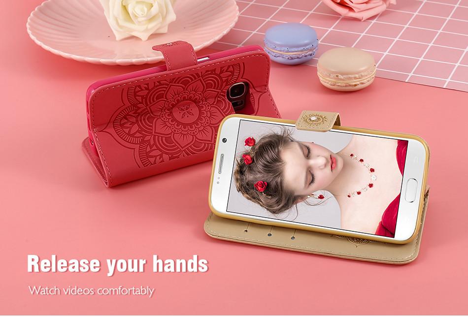 Unenäopüüdjaga kaaned – iPhone ja Samsung