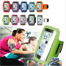 Sport Armband Arm Band Belt Cover Waterproof Sport Running Bag Case For Apple iPhone 6 6S