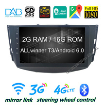QZ industrial T3 2G 16G/32G Android 6.0 for Lifan X60 car player with 3G 4G GPS WIFI Bluetooth Navigation Radio free map SWC