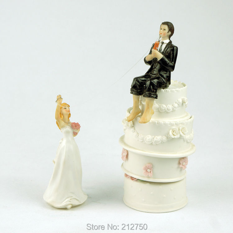 Buy Funny Fishing Cake Toppers And Get Free Shipping On AliExpress