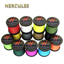 Hercules Fishing Line 4 Strands 2000M 2187Yds Super Strong Braid Fishing Line Superior Extreme 6-80LB Multifilament Carp Fishing(China)
