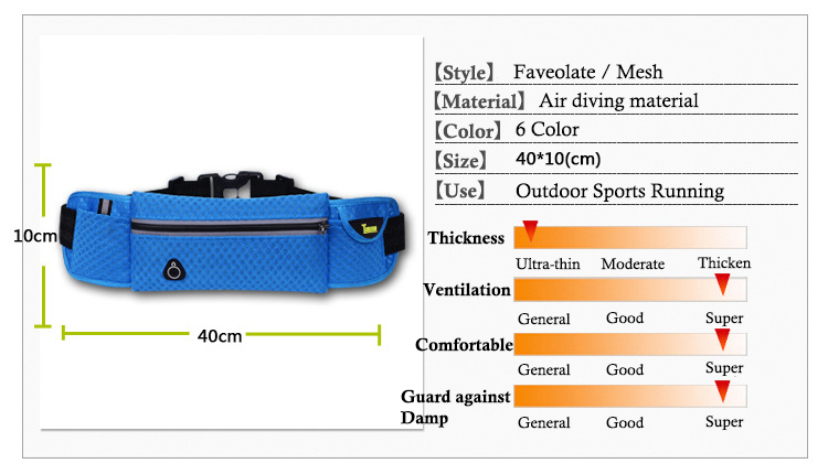 10-40cm-Tanluhu-Quality-Multifunction-Running-Waist-Bag-Sport-Packs-For-Music-With-Headset-Hole