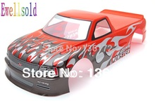 Ewellsold 1:10 Radio Control Car body shell 1/10 RC car PVC painted body 190mm*435mm  free shipping S029