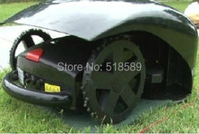 Hot Sale Robot Lawn Mower Black Grass Cut Machine With Good Quality