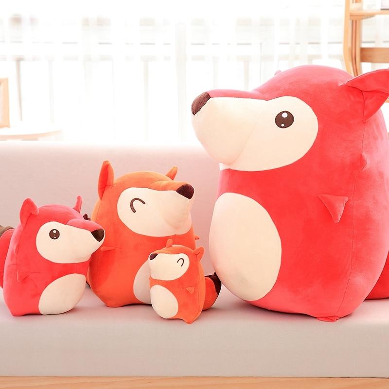 20cm Cute Ali Fox Lover Baby Soft Doll Plush Toys Soft Cotton Stuffed Animals Toys,Birthday Gift 12
