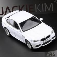 High Simulation Exquisite Collection Toys: UNI Car Styling M5 Model 1:36 Alloy Car Model Fast&Fruious(China)