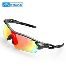 Cycling Glasses Men Women Polarized Bike Eyewear Bicycle Goggles Outdoor Sports Bicycle Sunglasses Goggles 5 Groups of Lenses(China)