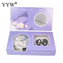 YYW Wedding Bridal Surprise Mystery Vacuum-packed Freshwater Cultured Love Wish Pearl Shell Oyster Pendant Necklaces for Women