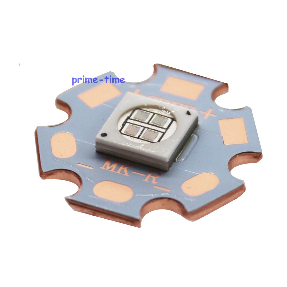 10W 7070 UV 365nm 3.8-4.2V 2.4A High Power Led Light Epileds Chip On 20MM Copper PCB Board<br><br>Aliexpress
