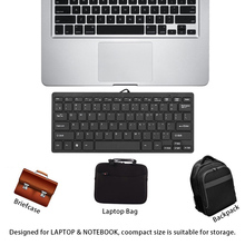 Mini Wired USB Keyboard 78 Keys Small Waterproof Keyboards for Laptop Notebook PC Desktop Computer Office MacBook Air Pro lenovo(China)