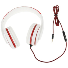 Ovleng A1 Hifi Studio Stereo Bass Headphone with Mic, 3.5mm Wired Headsets for iPhone5/5s/6/6s Samsung HTC Ipad