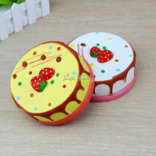 NewJumbo 13CM Kawaii Strawberry Chocolate Mousse Cake Squishy Super Slow Rising Bread Kid Toy Soft Relieve Charm Anxiet Fun Gift