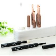 Excellent Quality 4 Makeup Brush Sets Makeup Brush Eye Shadow Brush Lip Brush Portable Used for eyebrows  eyelashes eyes