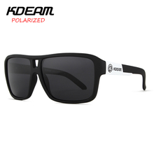 KDEAM Polaroid Goggles Men Sport eyewear With case Dragon Sunglasses women Brand Driving Polarized Glasses Outdoor KD520(China)