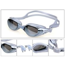 Anti-Fog Swim Goggles Swimming Glasses Adjustable UV Protection Children Adult With Box Swimming Goggles Eyeglasses