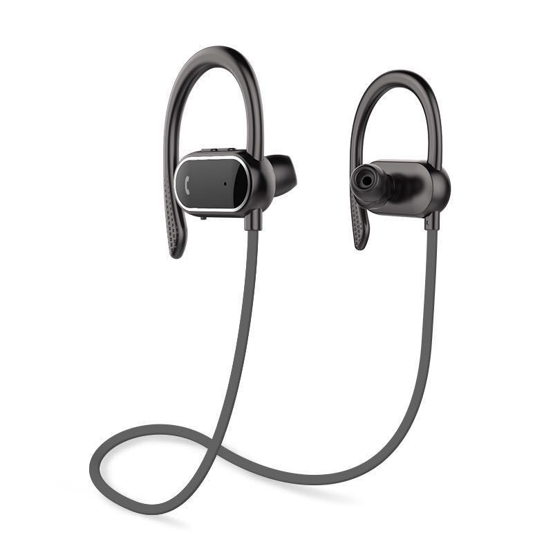 S9 Bluetooth earphones Wireless sport running  Neckband Stereo Earbuds with MIC Smart pedometers Wireless Earphones for phones<br>