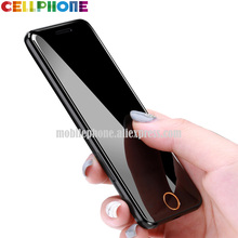 Luxury Metal body V6 Cell Phone Mobile phone SmartPhone Companion suit for Android smart phone(China)