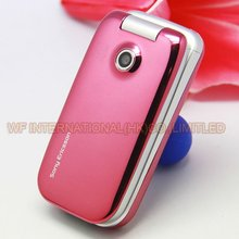 Original Sony Ericsson Z610 Z610i Mobile Phone Flip Unlocked Cellphone Pink & Gift & One year warranty