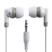 Marsnaska 2017 Hot Brand New & High Quality Wholesale 3.5mm Mini In-Ear Earbud Good Quality Headphone Earphone for iPod White(China)