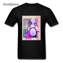 New Summer Filthy Frank 420 T-shirts Adult Custom Short Sleeve Tee Shirts In Male Pure Cotton Retro Pattern T Shirts O Neck(China)
