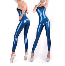 Buy Plus Size Latex Rubber Bodysuits Unique Strapless Jumpsuit Customize Latex Strapless Catsuit