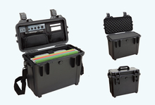 2.9 Kg 417*234*318mm Abs Plastic Sealed Waterproof Safety Equipment Case Portable Tool Box Dry Box Outdoor Equipment